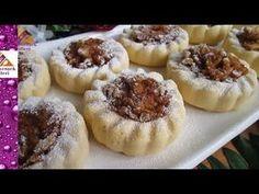 Elmalı Kurabiye Tarifi - Pratik Yemek Tarifleri - YouTube