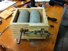 DIY Grain Mill