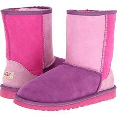 UGG Kids Classic Patchwork (Big Kid)