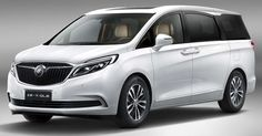 Buick Previews New-Gen GL8 MPV For China #Buick #Buick_GL8