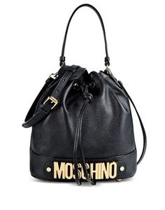 Medium Leather Bag Women - Moschino 770€