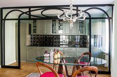 Agnes Rudzite Interiors | Classical Кроме люстры