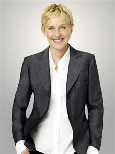4. Ellen DeGeneres: It was front-page news when she came out as gay on her TV sitcom.. Today Ellen is an out lesbian talk show host, which would have been unthinkable just a decade ago. By bringing her sexual preference into American living rooms, she paved the way for the national debate about gay marriage.