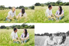 Meadow Engagement Shoot www.livvy-hukins.co.uk