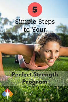 We simplify strength training so you can get more out of it. These 5 steps will help set you up for success and to get more out of your workout.