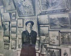 Grand Duchess Olga Alexandrovna, an artist with a lifelong love of painting Belle Epoque, Olga Romanov, Royal Family Pictures, Familia Romanov, Maria Feodorovna, Queen Victoria Prince Albert, Royal Families Of Europe, Grand Duchess Olga, House Of Romanov