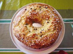 Galette Des Rois Recipe, Galette Frangipane, Beignets, Bagel, Patience, Bread, Desserts, Food, Croissants