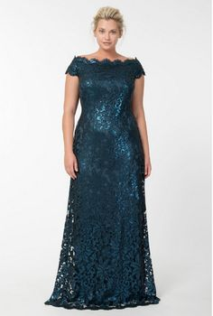 Tadashi Shoji 2013 Plus Size Holiday Collection I absolutely love this dress so pretty