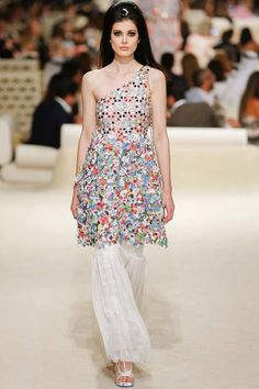Chanel | Resort 2015 Collection | Such a cute dress!