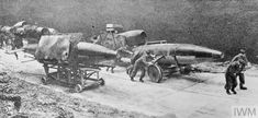 V1 FLYING BOMB | Imperial War Museums