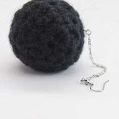 Knitted Earring