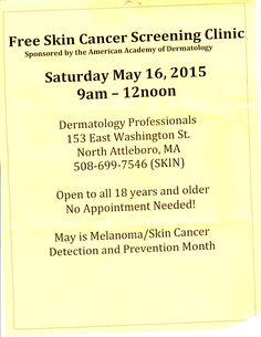 May 16, 2015 @ Dermatology Professionals