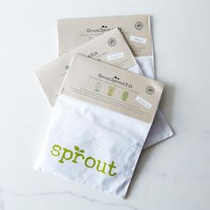 DIY Sprout Kits on Provisions by Food52