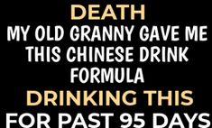 Her Old Grandma Gave Her This Drink Reciepe Drinking This For Past 3 Months She Loss 800 Pounds - hussis.com