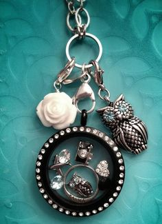 What's in your locket? #origami #owl  Andrea Stokes, IDM #5993  Andrea.Stokes1@gmail.com