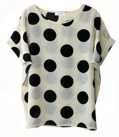 ♥ polka dots