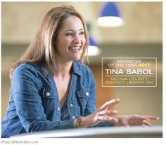 Combining marketing savvy and hometown ties, Medina County's Tina Sabol turned a library levy campaign into a community-wide advocacy win. See also LJ's Honorable Mentions: Marketing and...