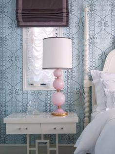 what a pretty lamp