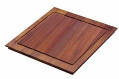 Peak Iroko Wood Cutting Board by Franke. $117.89. Franke. PX-40S Features: -Stunning hardwood also known as African teak.-Harvested from sustainably managed rainforests.-Self healing wood properties does not need regular treatment with oil and requires minimal upkeep.-Heavy, dense wood.-Dense interlocking graining and high oil content make it a very durable wood.-Iroko is also used to make boat parts, outdoor furniture and custom cabinetry that speaks to its durability.-Wood is ...