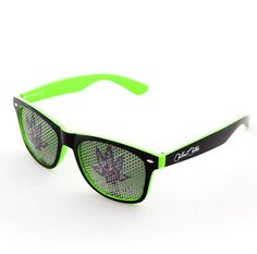 Okulary Chillout Canabis Cali Grn » Skateshop HipHopShop.pl