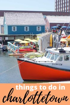 things to do in Charlottetown PEI, east coast canada, martitimes, Atlantic Canada Travel Guides, Travel Tips, Travel Destinations, Travel Articles, Halifax Waterfront, East Coast Canada, Backpacking Canada, Canada Cruise, Nova