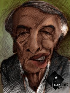 Caricature Salvatore Adamo