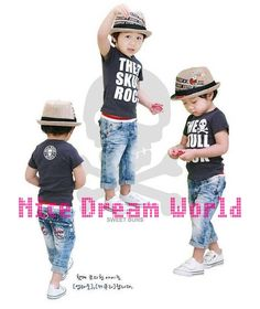 Cute little boys outfit
