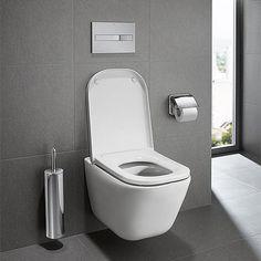 ROCA GAP Конзолна тоалетна чиния CLEAN RIM 540мм А34647L000