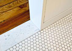 Modern Bathroom Detail - modern - bathroom - louisville - Rock Paper Hammer