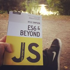 enjoying the sunset and es6 and beyond by getify javascript es6