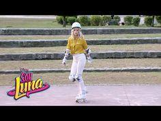 Ámbar en acción - Momento musical - Soy Luna - YouTube