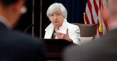 #MONSTASQUADD Janet Yellen Says Fed Plans to Keep Raising Rates