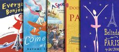 5 Books to travel to Paris with your kids