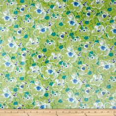 Kathy Davis Happiness Laminate Melody Indigo from @fabricdotcom  Designed by Kathy Davis for Free Spirit, this laminated fabric meets the key provisions of the CPSIA (Comprehensive Consumer Product Safety Improvement Act of 2008). Does not contain any lead or thyolate. Soft, protective film is laminated to the face of the fabric, its softness makes this cloth extremely pliable for fashion, and the durability combined with easy-care convenience (cleans up easily with a damp cloth) can be ...