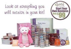 JOIN MY TEAM! Scentsy offers a great opportunity to start your own wickless Candle Business with great growth opportunities. Whether your looking for a part time job, full time job, or just a little extra cash. The possibilities are endless for people who are dedicated to working and growing their business. Be your own boss, work your own hours and make friends doing it. Please take your time to research the possibilities when you Sell Scentsy, I promise you won't regret it. For more…
