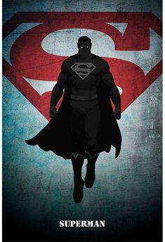 Superman Superhero printHeroes IllustrationsWall artChristmas GiftComic Gift Home Decor. Superman Poster, Superman Artwork, Superman Wallpaper, Superhero Poster, Superhero Design, Batman Art, Batman Comics, Flash Wallpaper, Superman Stuff
