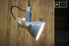 La lámpara colgante Sogelys es una lámpara vintage en estilo escandinavo.