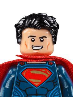 Superman - Personajes - DC Comics Super Heroes LEGO.com