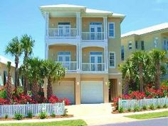 Seascape at Destin Pointe - 4 BR/4.5 BA Cottage / Private Pool & Hot TubVacation Rental in Destin Pointe from @homeaway! #vacation #rental #travel #homeaway