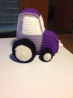 Traktor til min datter