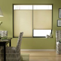 Ivory Beige 65 to 65.5-inches Wide Cordless Top Down Bottom Up Cellular Shades (65W x 52H Ivory Beige) (Polyester)