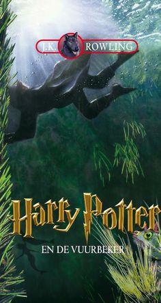 Harry Potter en de Vuurbeker - J.K. Rowling