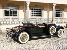 Packard Custom Eight Roadster (443-228) '1928