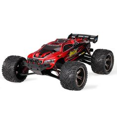 XLH Monster Truck 9116 1:12 2WD 2,4GHz Toy Sale, Rc Cars, High Speed, Action Figures, Pilot, Monster Trucks, Lego, Racing, Toys