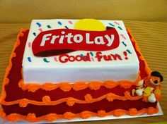 Access Frito-Lay To Find A Nearest Snack Distributor Retirement Party Favors, Frito Lay, Boy Birthday, Birthday Ideas, Buttercream Cake, Cupcake Cakes, Cupcakes, Cake Decorating, Decorating Ideas