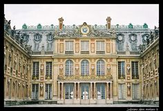 Palace of Versailles, Paris, France~ It WILL happen one day!