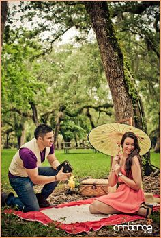 Picnic photoshoot. I need that umbrella!
