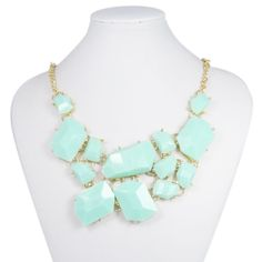 10 OFF Hot Sale Summer Statement Necklace by BellaJewelry4u, $10.99