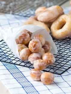 Donut du matin #donut #cream #miamiam #foodporn #sugar #bonapetit #recettefacile