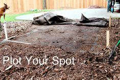 Step-by-step tutorial for building your kids a sandbox in the backyard. Build A Sandbox, Sand Pit, Outdoor Gardens, Outdoor Living, This Is Us, Building, Modern, Kids, Backyards